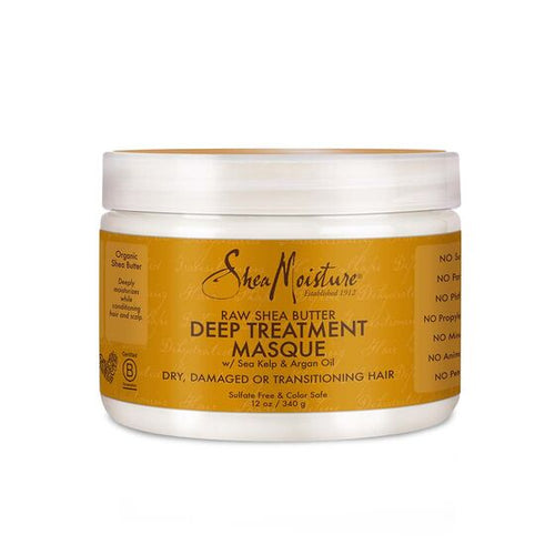 Mascarilla deep treatment masque 340gr. SHEA MOISTURE