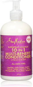 Acondicionador Superfruit complex 10 in 1 multi benefit - 379ml. SHEA MOISTURE