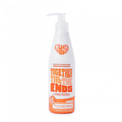 Leave in 290ml. CURLY LOVE