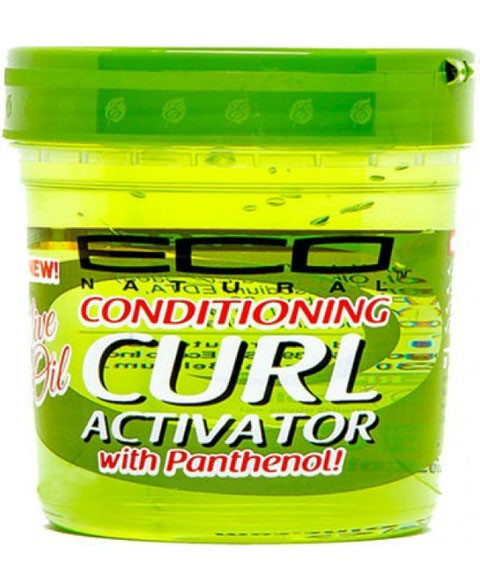 Gel natural Conditioning Curl Activator Olive Oil 473ml. ECO STYLER
