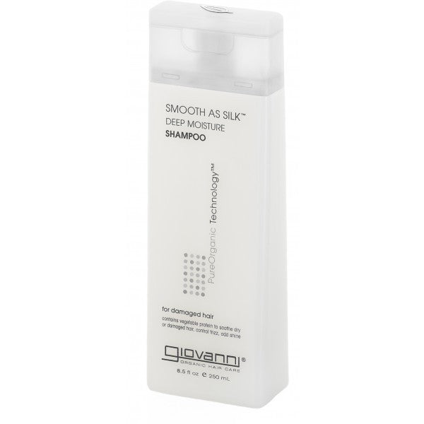 Champu Smooth and sillk deeper moisture 250ml. GIOVANNI