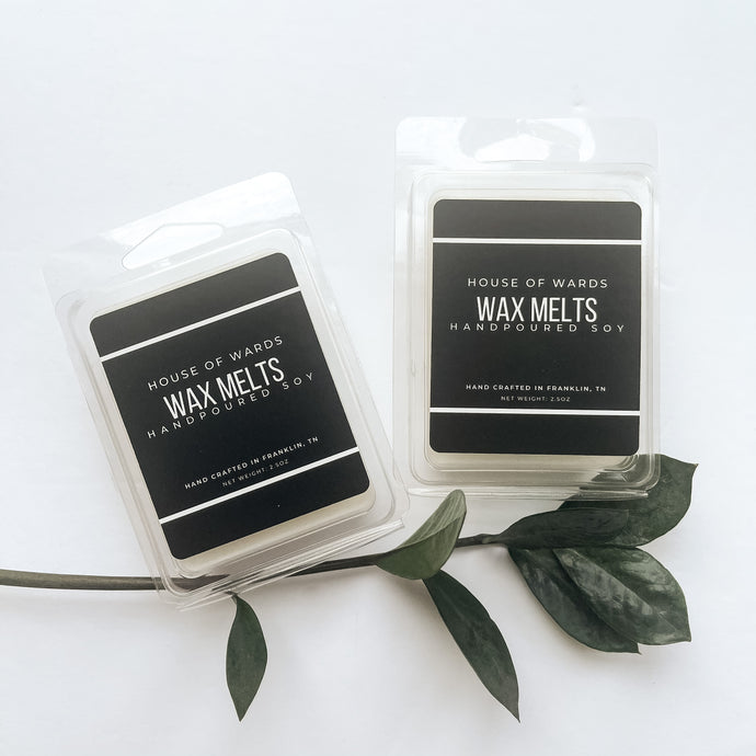 Soy Wax Melts - 6 Square