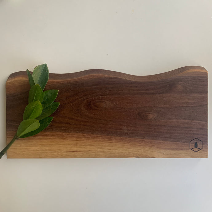 Solid Serving Board