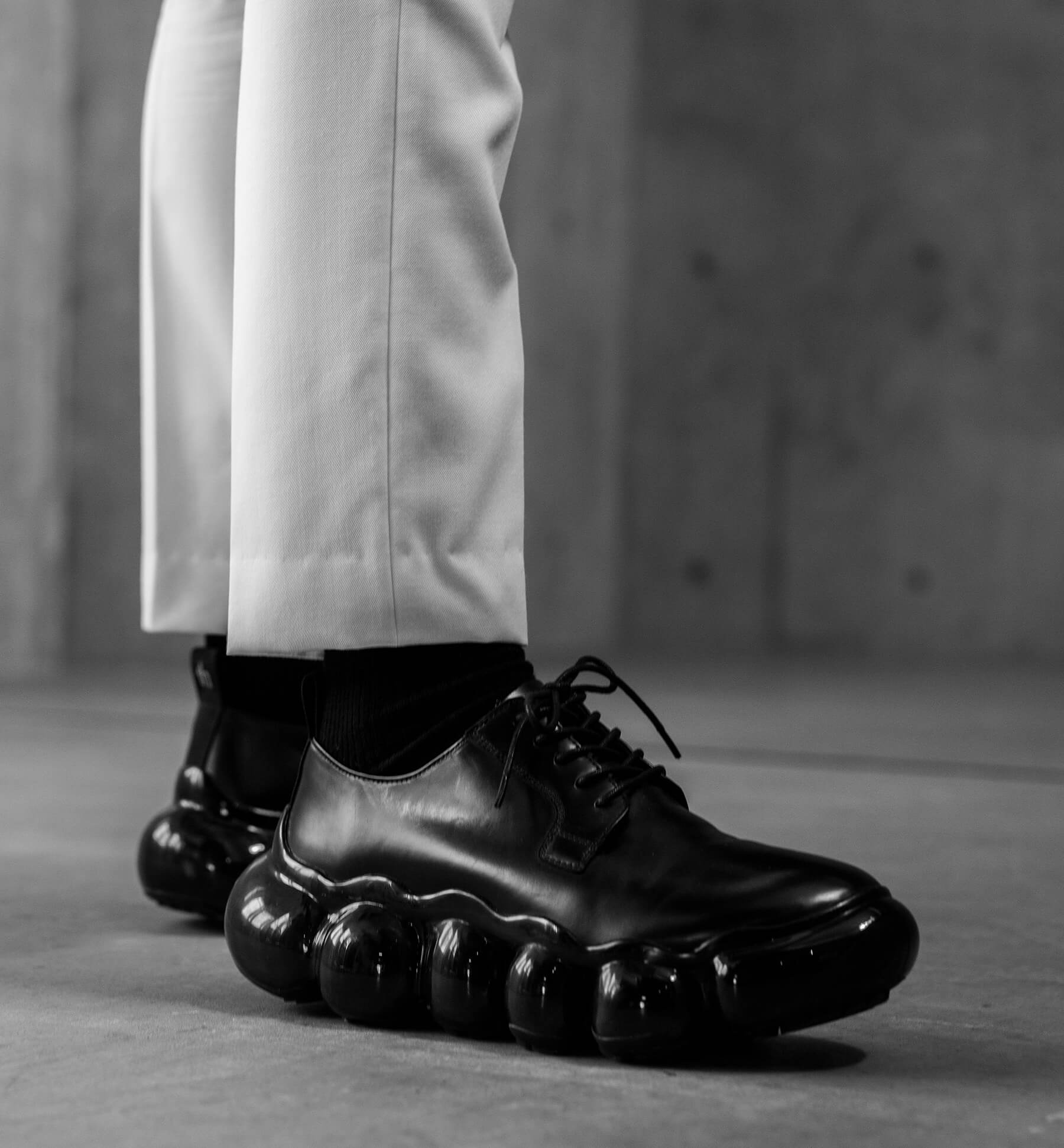 JEWELRY th Collaboration Leather shoes|grounds(レザーシューズ/革靴)