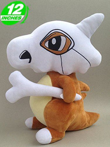 Pokemon Cubone Plush Doll 12 Inches