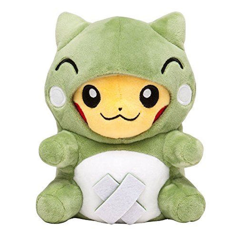"Pokemon Pikachu cosplay Whimsicott costume 7"" Plush"
