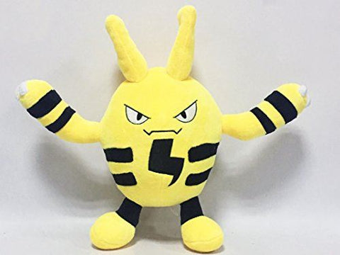 Pokemon: 12-inch Elekid Plush Doll