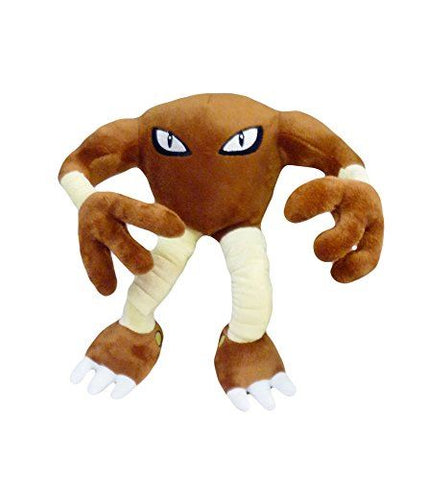 Pokemon: 12-inch Fighting Type Hitmonlee Plush Toy Doll