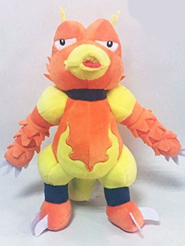 Pokemon: 12-inch Magmar Plush Doll