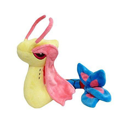 Pokemon: 8-inch Beauty Milotic Water Plush Toy Doll