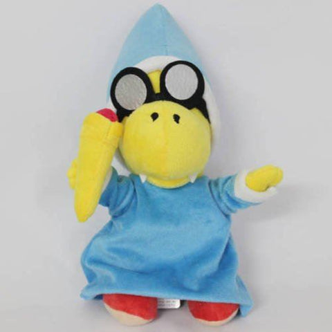 "Super Mario Plush 7"" / 20cm Magikoopa Kamek Doll Stuffed Animals Figure Cute S"