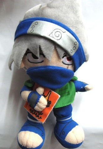 Naruto: 8-inch Kakashi with book UFO Plush