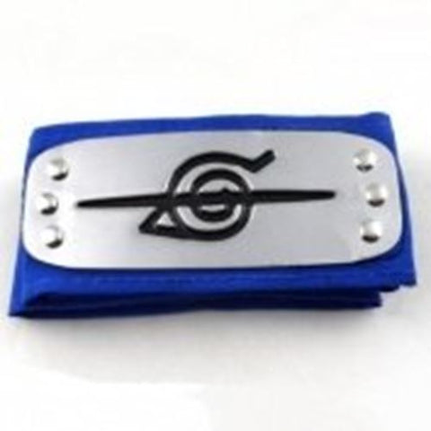 Naruto: Akatsuki Leaf Village - Blue Headband
