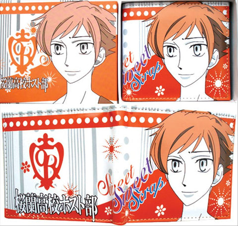 Ouran High School Host Club: Kaoru Hitachiin Wallet