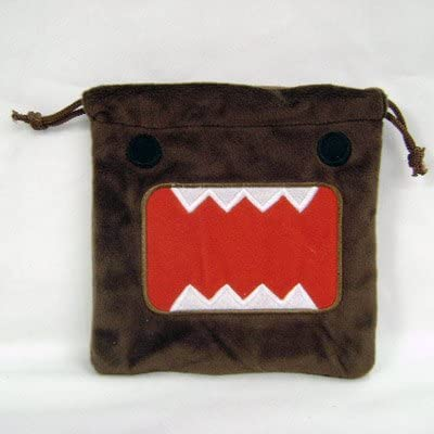 Domo: Soft Domo Smile Draw String Bag