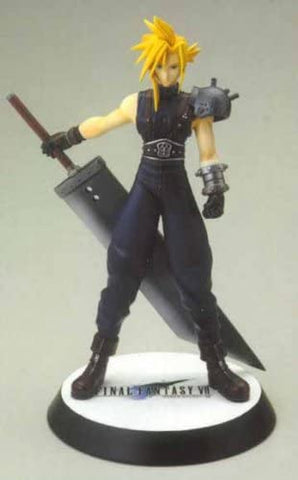 Final Fantasy VII Cloud Statue Figure 0703 ( Brand: Kotobukiya)