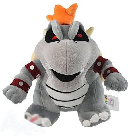 Super Mario Dry Bones Bowser 10'' Plush