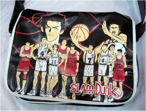Slam Dunk: Kainan and Shohoku Team Messenger Bag