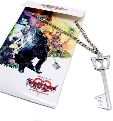 Kingdom Hearts II Sora Key Blade Necklace