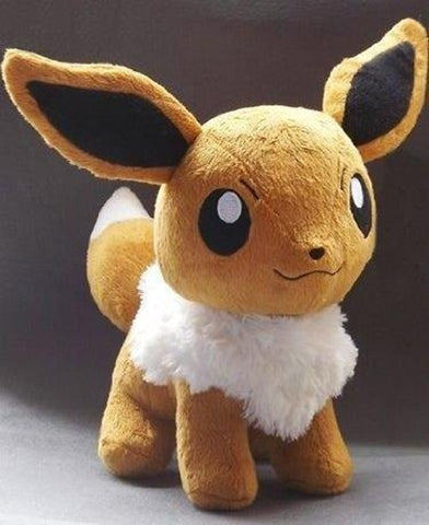 Pokemon Plush Eevee Doll (Size L Large) Around 30cm 12""