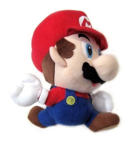 Super Mario : Cute Original Form Mario Plush Doll Toy 6 inch
