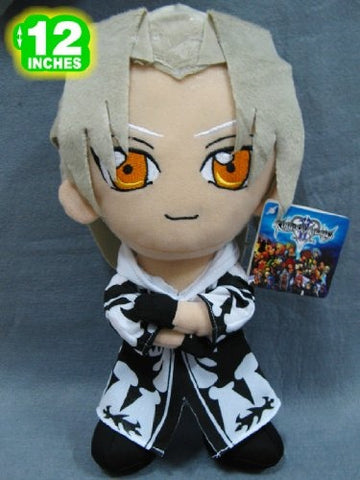 Kingdom Hearts 2: Organization Xemnas 12-inch Plush