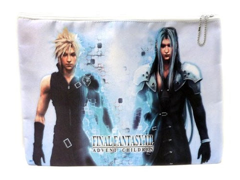 Final Fantasy: 12-inch Zipper Bag - Advent