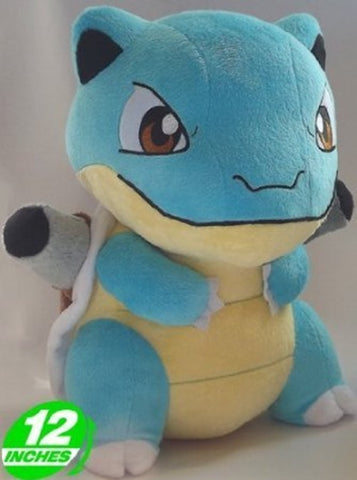 Pokemon: 12-inch Large Blastoise Plush