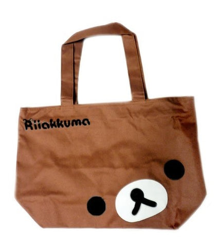Japanese Fun: Rilakkuma Bear Day Tote Purse Bag
