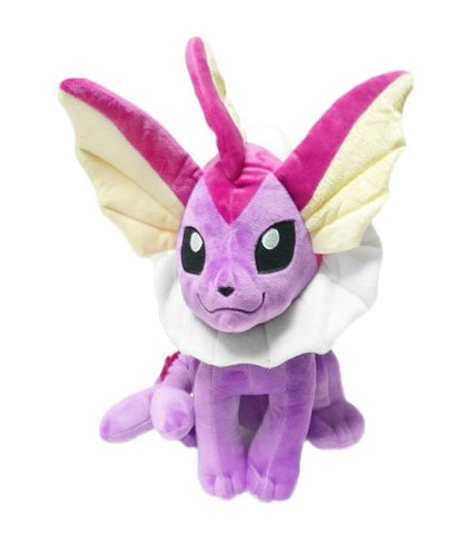 Pokemon: 12-inch Rare Shiny Vaporeon Plush