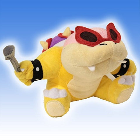 "Super Mario Brothers 6"" Plush Roy Koopa Toy Doll"