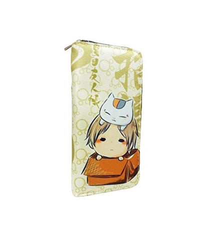 Natsume's Book of Friends: Nyanko Zipper Clutch Wallet