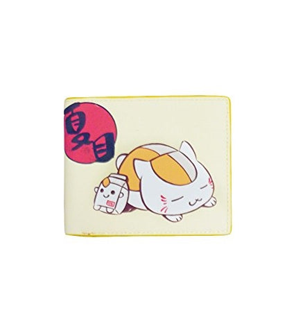 Natsume's Book of Friends: Happy Sleep Nyanko Bifold Wallet
