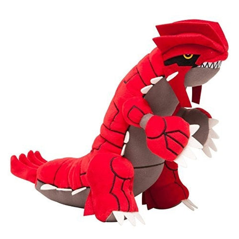 "Large Size 11.5"" Groudon Plush Doll Pokemon Stuffed Toy"