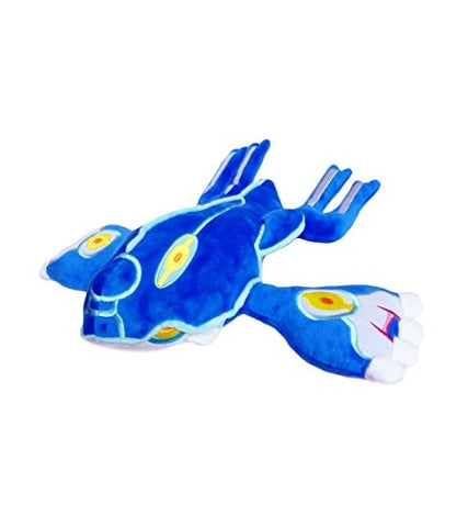 Pokemon: 18-inch Legendary Primal Form Kyogre Plush
