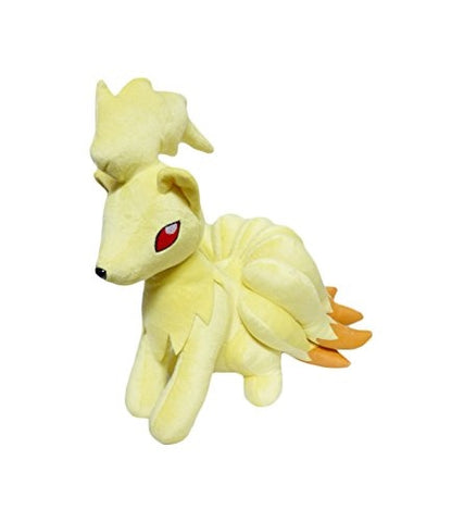 Pokemon: 12-inch Fire Type Ninetails Plush