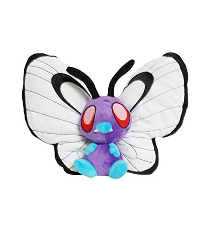 Pokemon: 10-inch Butterfree Butterfly Plush Toy Doll