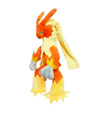 Pokemon: 12-inch Blaziken Fighting/Fire Plush Doll