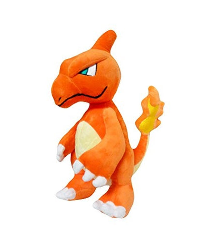 Pokemon: 12-inch Charmeleon Fire Plush Toy Doll