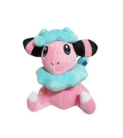 Pokemon: 12-inch Flaaffy Electric Pink Sheep Plush Doll