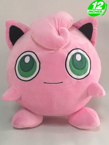 Pokemon Wigglytuff Plush Doll 12""