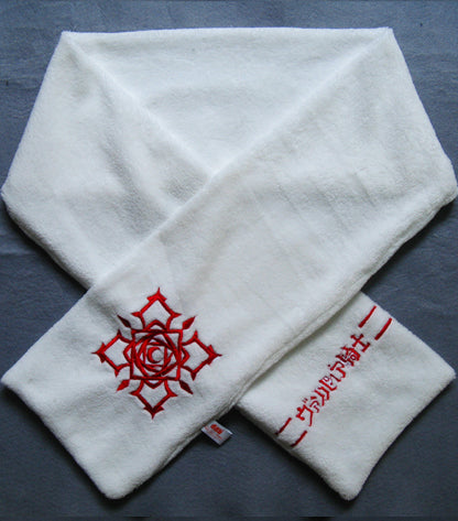 Vampire Knight: White Cross Academy Fleece Cosplay Scarf