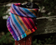 Load image into Gallery viewer, Banded Bandana - Alpaca wool