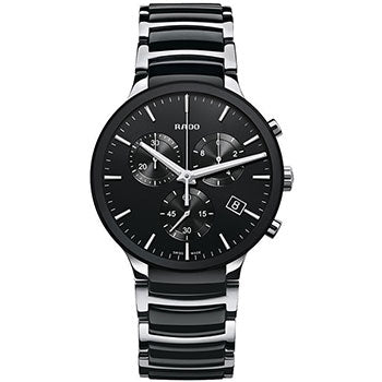 Rado Centrix Black 5 Bar Watch