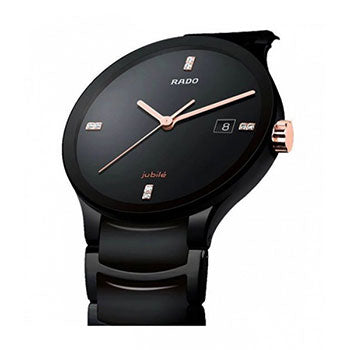 Rado Centrix Full Black Watch