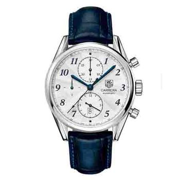 Tag Heuer Carrera Blue Watch