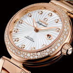 Omega Ville Ladymatic Rose Gold Watch