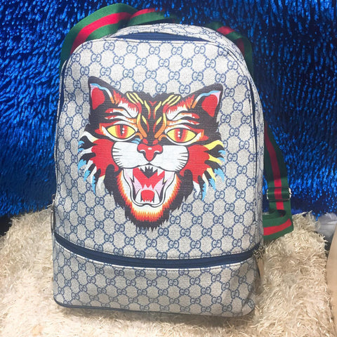 Gucci Tiger Backpack