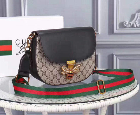 Gucci Leather Handbag