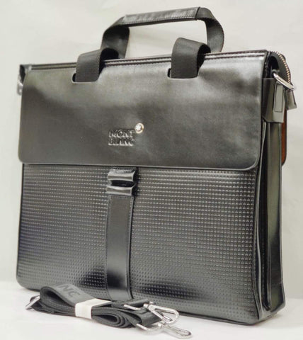Mont Blanc Office Laptop Bag